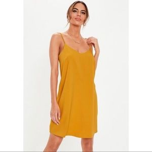[missguided] • [cami shift dress]